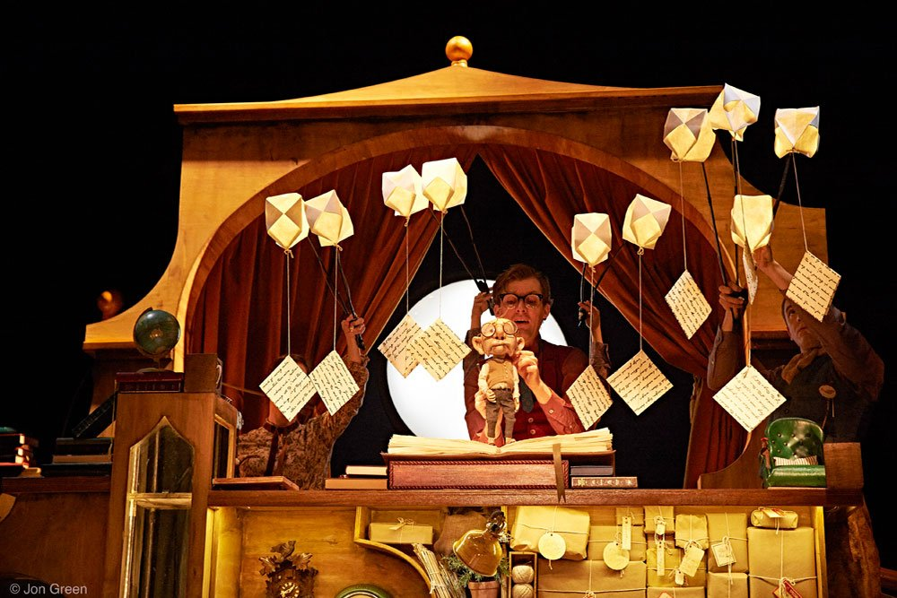Bambert's Book of Lost Stories, Playhouse, QPAC