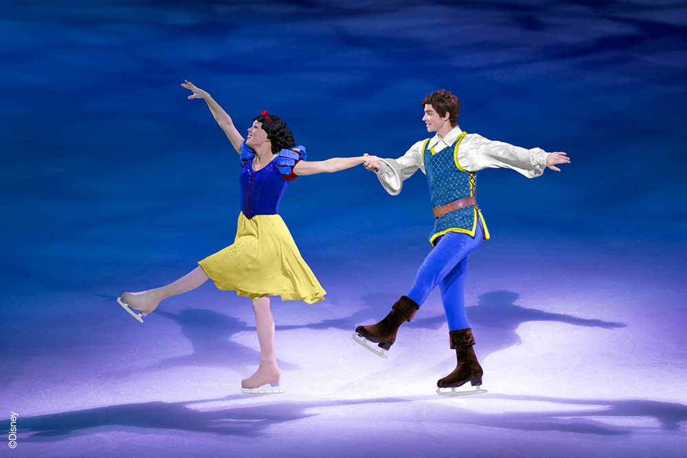 Disney On Ice celebrates 100 Years of Magic, Brisbane Entertainment Centre