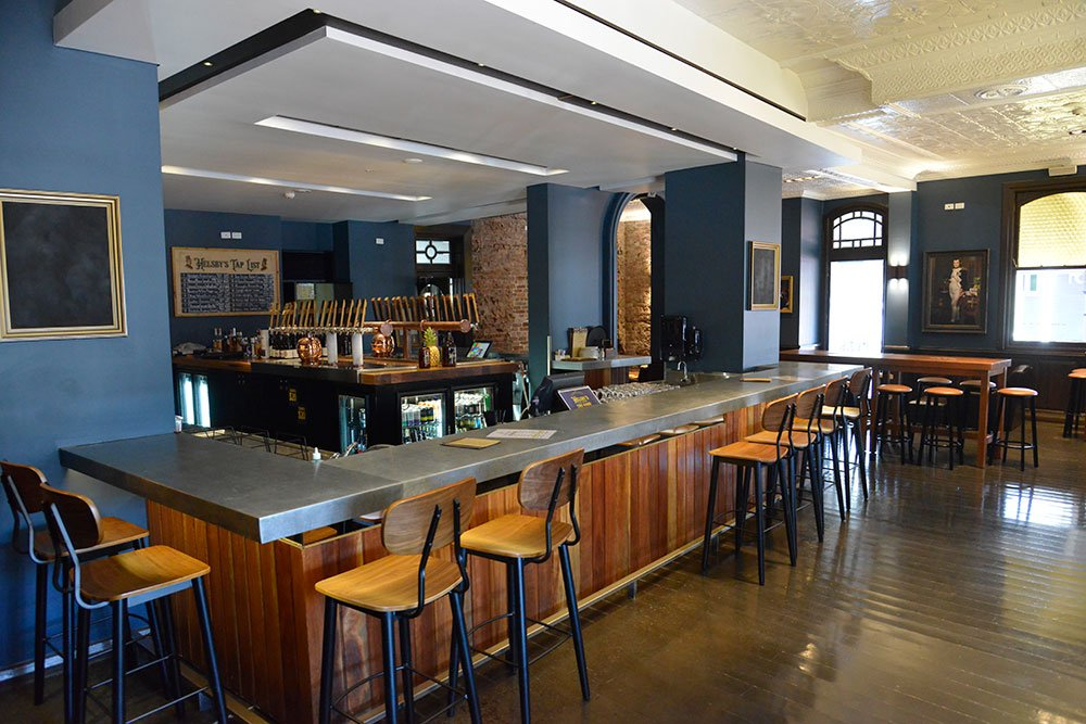 Helsby's Alehouse Kangaroo Point