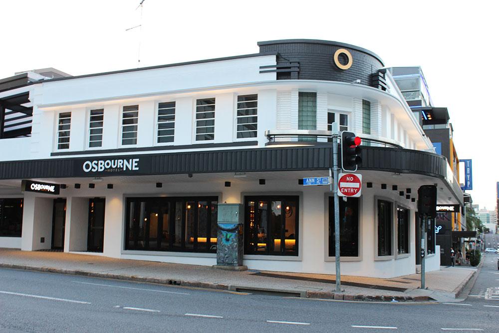 The Osbourne Hotel Forude Valley
