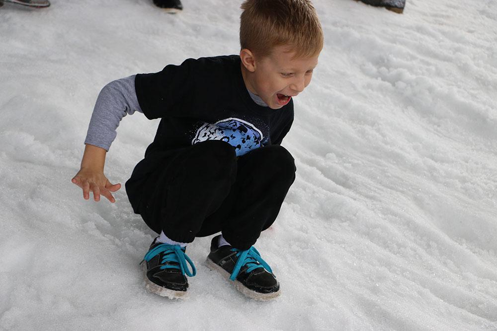 Snow 4 Kids South Bank