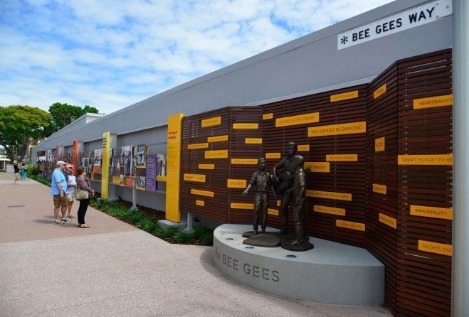 Bee Gees Way Redcliffe Qld Australia Must Do Brisbane