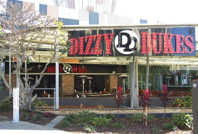 Dizzy Dukes Bar & Gril Redcliffe