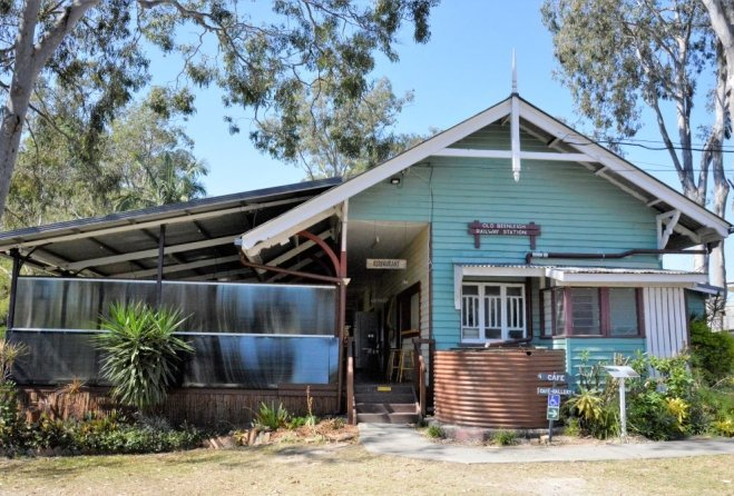 Tin Cup Cafe, Beenleigh Historical Village
