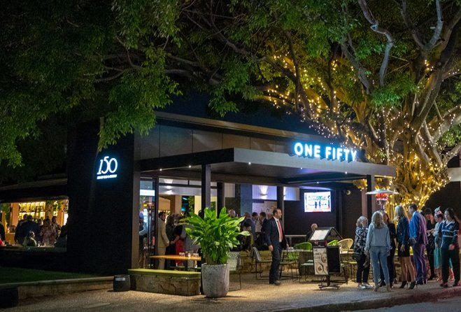 One Fifty Bar & Eatery Ascot