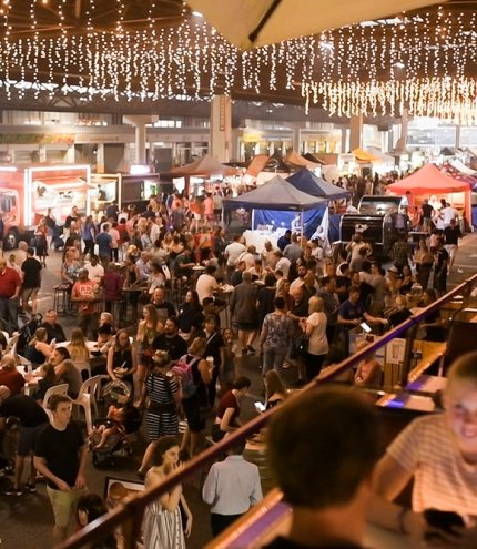 Oktobeffest Brisbane Night Markets