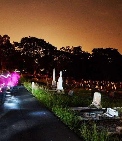 Brisbane Ghost Tours