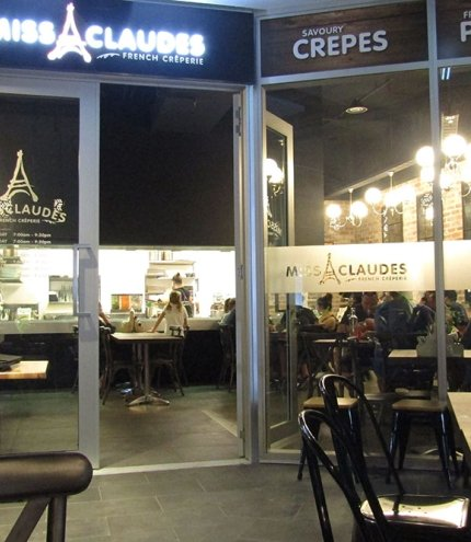 Miss Claude's Crepes