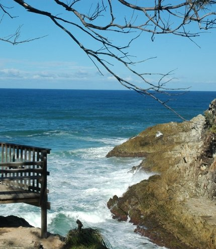 Point Lookout Gorge Walk Stradbroke Island