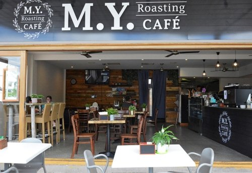 MY Roasting Cafe