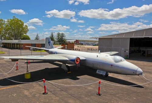 The RAAF Amberley Aviation Heritage Centre