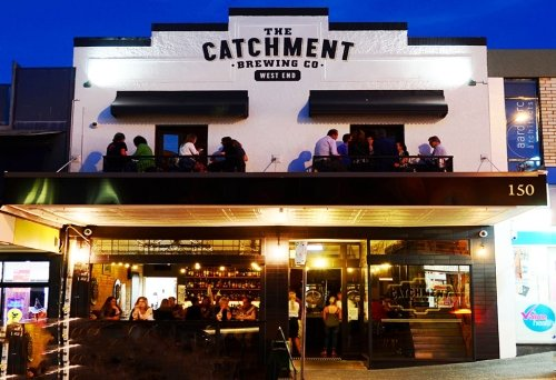 Catchment Brewing Co West End